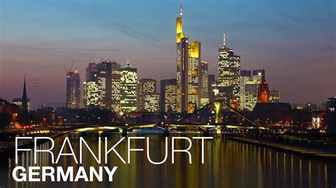 Frankfurt Full Of Snow