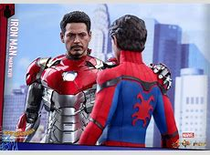Hot Toys SpiderMan Homecoming 16th scale Mark XLVII