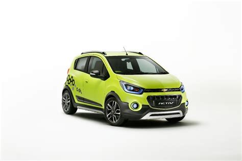 Chevrolet Spark Backgrounds by Can Chevy Spark Activ Soft Roader Suv Like Version Boost