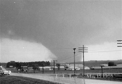 May 15, 1968 Iowa Tornadoes