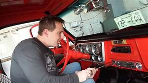 Ignition Replacement In A 1968 Chevrolet C20