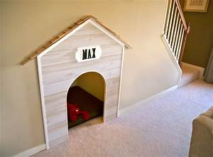 pet nook decor hacks With indoor dog house with stairs