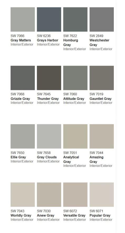 shades of gray color more than 50 shades of gray lyn at home