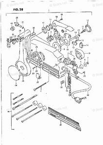 Suzuki Outboard Parts By Model Pu 140 Oem Parts Diagram