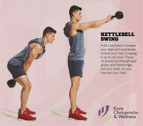 swing legs between kettlebell hold exercise hamstrings hips reps focus swings through rehabilitation eye explosively extend level gluten core exercises