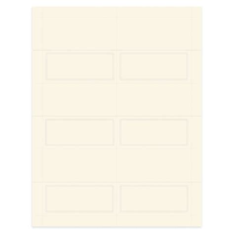 gartner studios place cards pearlized    ivory pack