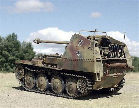 World War II German Tank Destroyers