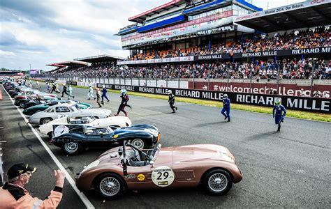 Bienvenue sur le site officiel de le mans fc. 2016 Le Mans Classic | Premier Financial Services
