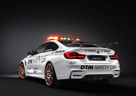 Bmw M4 Gts Is The Safety Car Of The 2018 Dtm Championship