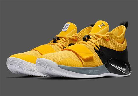 Nike Pg 2.5 Amarillo Chrome Black Bq8452-700