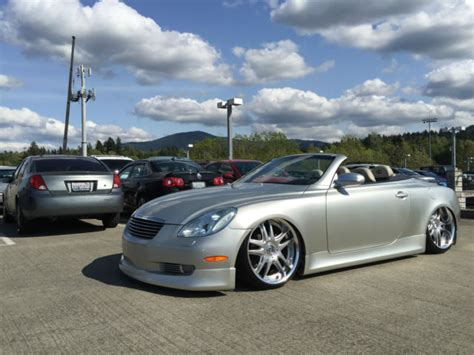 2002 Lexus Sc430 V8 Convertible Custom Vip Show Car Air