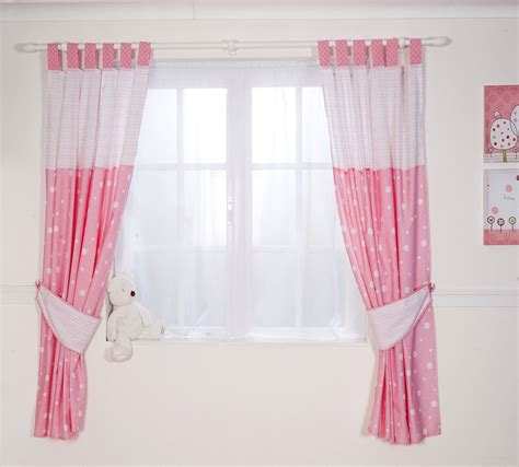 Sweet Ideas For Gorgeous Girl Nursery Curtains  Nursery Ideas