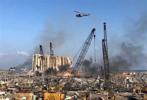 After blast, Lebanon has enough grain for less than a ...