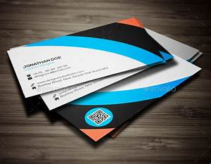 30  Best Business Card Templates Psd