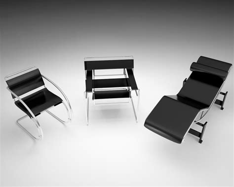 chaise wassily stl finder searching 3d models for wassily bauhaus