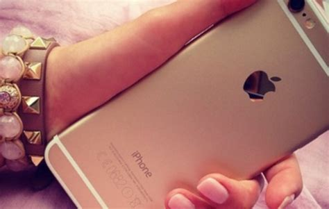 iphone pink gold is the feminine smartphone a new trend mobile network