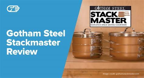 gotham steel stackmaster worth