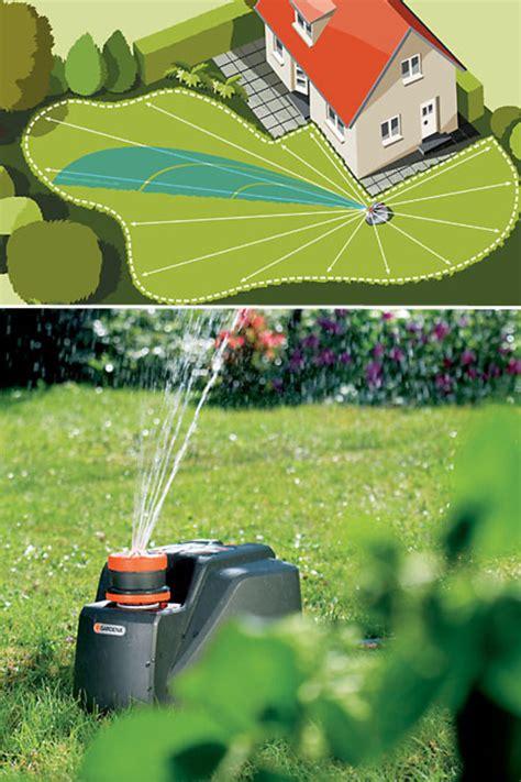 Garten Gestalten Gardena by Rasen Bew 228 Sserung Neue Regner Mein Sch 246 Ner Garten