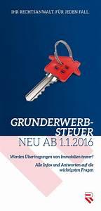 Einheitswert Immobilie Berechnen : rak grunderwerbsteuer folder by atelier tiefner gmbh issuu ~ Themetempest.com Abrechnung