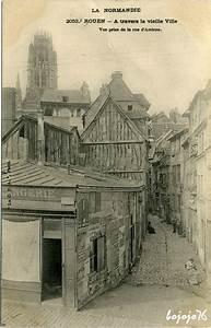 Ad Amiens : rouen vieilles rues rouen cartes postales anciennes sur cparama ~ Gottalentnigeria.com Avis de Voitures