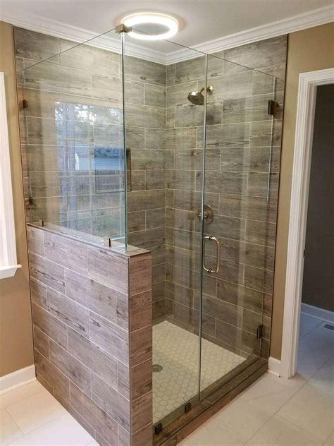frameless glass shower residential glass binswanger glass