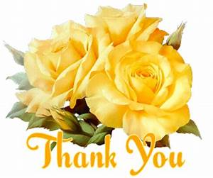 Thank You Yellow Roses | www.pixshark.com - Images ...
