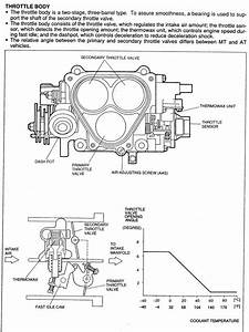 Exploded Throttle Body Diagram
