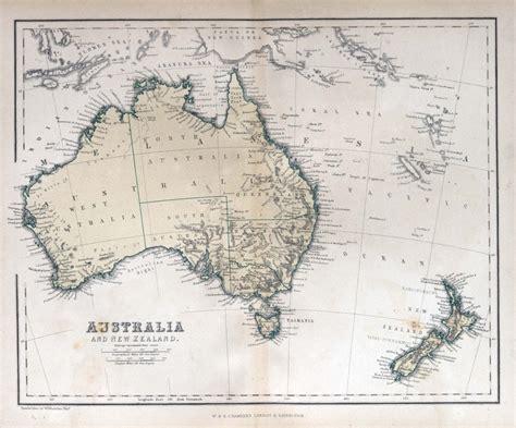 australia  zealand   map custom wallpaper