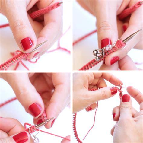 tricot monter les mailles sur des aiguilles circulaires id 233 es