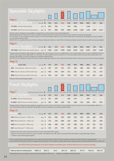 velux window sizes ideas  pinterest velux