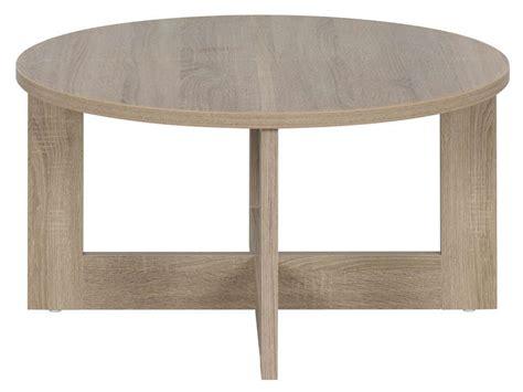 Table Ronde Conforama Table Basse Ronde Tika Coloris Naturel Vente De Table Et Chaises De Jardin Conforama