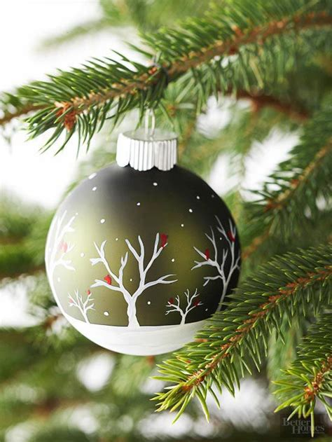 25 creative diy christmas ornaments project ideas just
