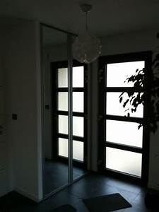 Maison Du Placard : porte miroir du placard de l 39 entr e en place entr e ~ Melissatoandfro.com Idées de Décoration