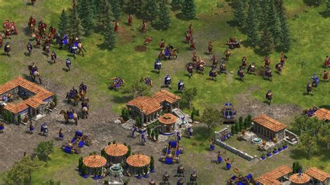 Age Of Empires Definitive Edition Announced