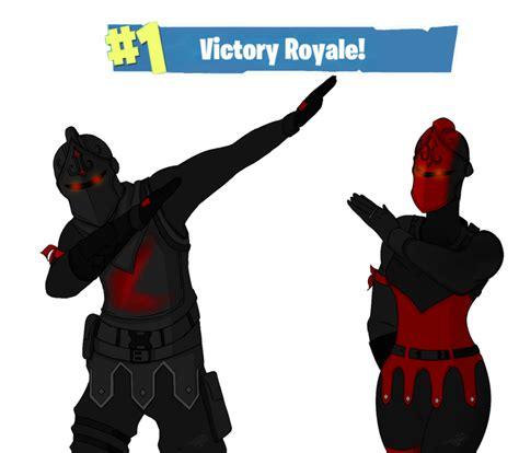 black knight  red knight fortnite  yarizethnajar