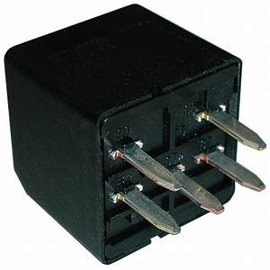 New Engine Cooling Fan Motor Relay