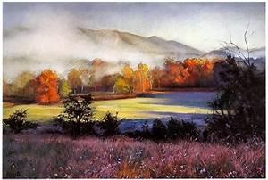 Let's Make a Painting: Pastel Landscape Tutorial