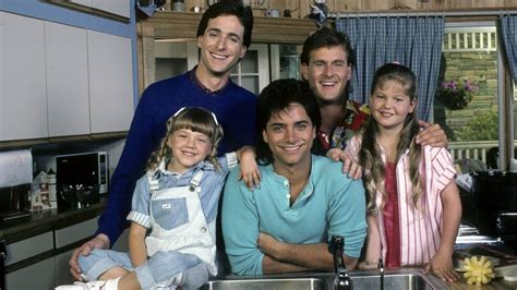 dull house stamos shares throwback house ahead of