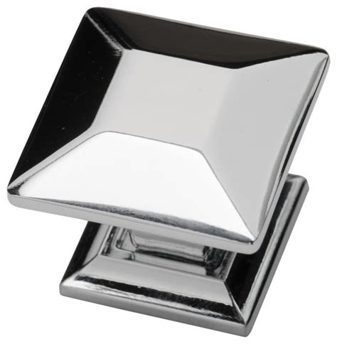 square chrome cabinet knobs polished chrome cabinet knobs by southern hills square