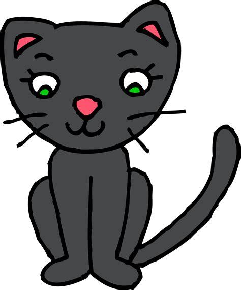 clipart cat black cat clipart free clip
