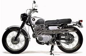 Honda Cl 72 250cc