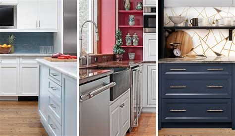 Trendy Kitchen Cabinet Colors by