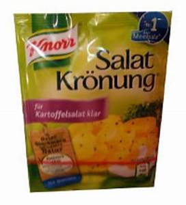 Knorr Salatkrönung Kartoffelsalat : knorr salat kr nung kartoffelsalat klar fresh from germany ~ Lizthompson.info Haus und Dekorationen