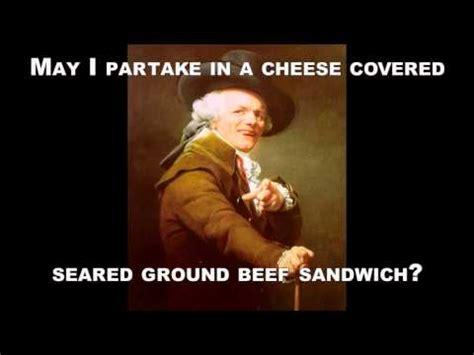 Old English Rap Meme - joseph ducreux archaic rap video gallery know your meme