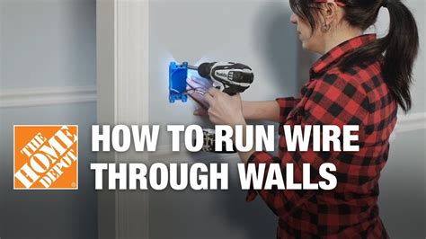 runfish electrical wire  walls ceilings
