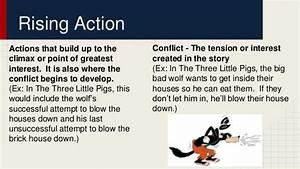Plot Development Powerpoint