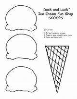 Cone Snow Drawing Coloring Pages Musical Icy Getdrawings sketch template