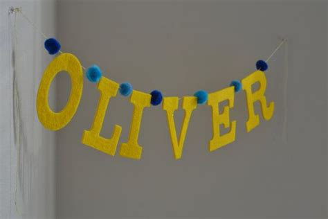 Cute Baby Name Banner