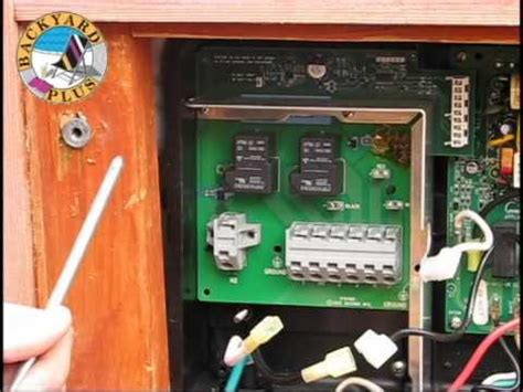 Tiger River Spa Wiring Schematic by Replacing A Spa Heater Relay Board