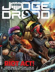 Judge Dredd Megazine #383 - All-Comic.com